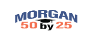 50 by 25 logo