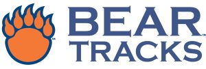Bear Tracks logo
